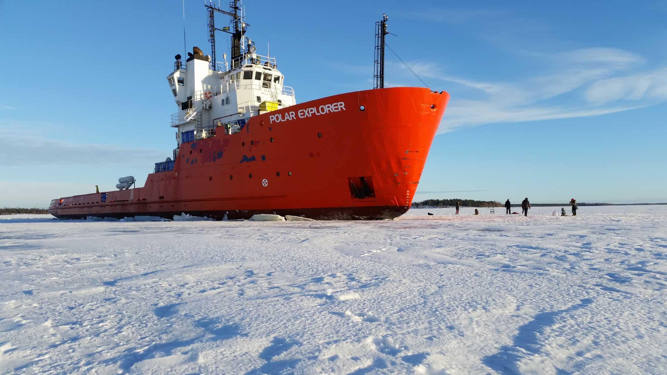 Brise-glace Polar Explorer
